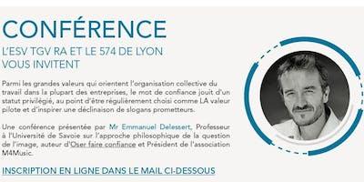 Conférence : La confiance au travail