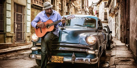 Adonis Puentes & the Voice of Cuba Orchestra tickets