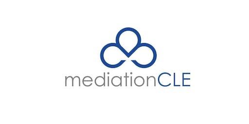 November 1-5, 2019 - DIVORCE MEDIATION (CLE) Seminar - Birmingham, AL