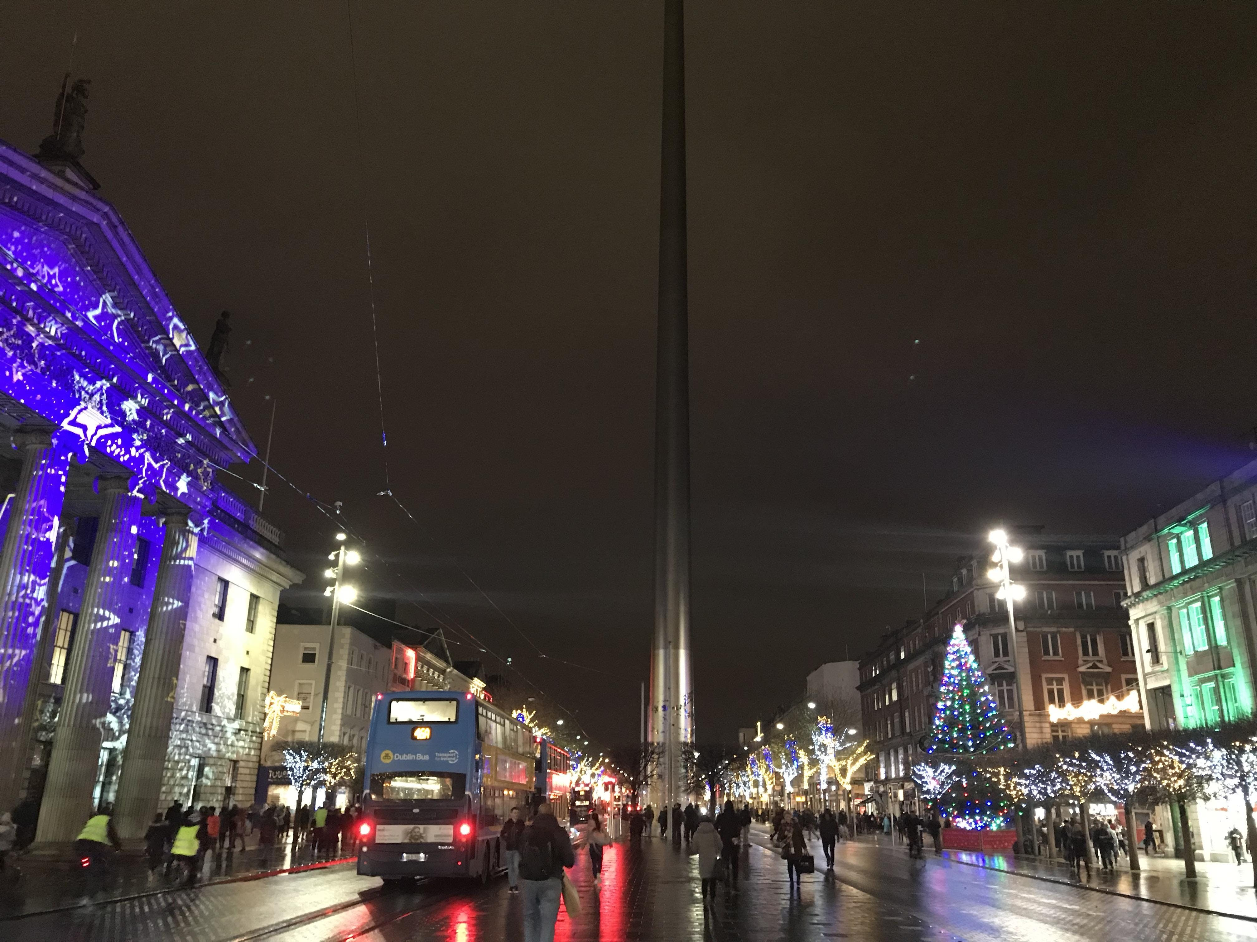 Tour Gratuito de Dublin