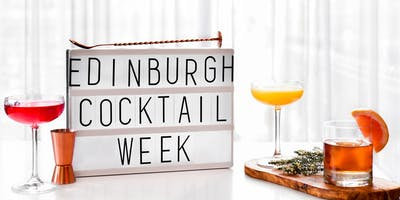 Edinburgh Cocktail Week 2019