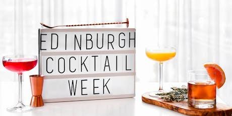 Edinburgh Cocktail Week 2019 tickets