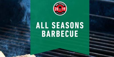 ALL SEASONS BARBECUE - 1 giugno 2019