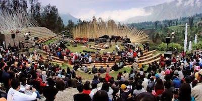Jazz Gunung Bromo 2019, Paket Open Trip/Gabungan + Tiket + Penginapan