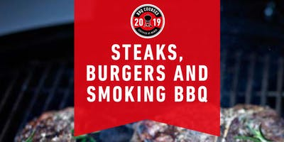 STEAKS, BURGERS AND SMOKING BBQ - 15 giugno 2019