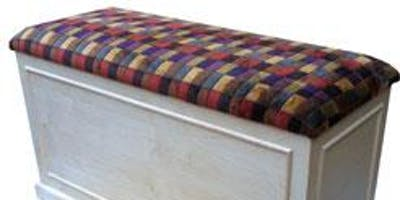 Intermediate Woodwork Course - make an Ottoman - 9am to 5pm