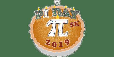 2019 Pi Day 5K Gainesville