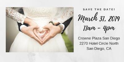 Crowne Plaza San Diego 2019 Wedding  Extravaganza