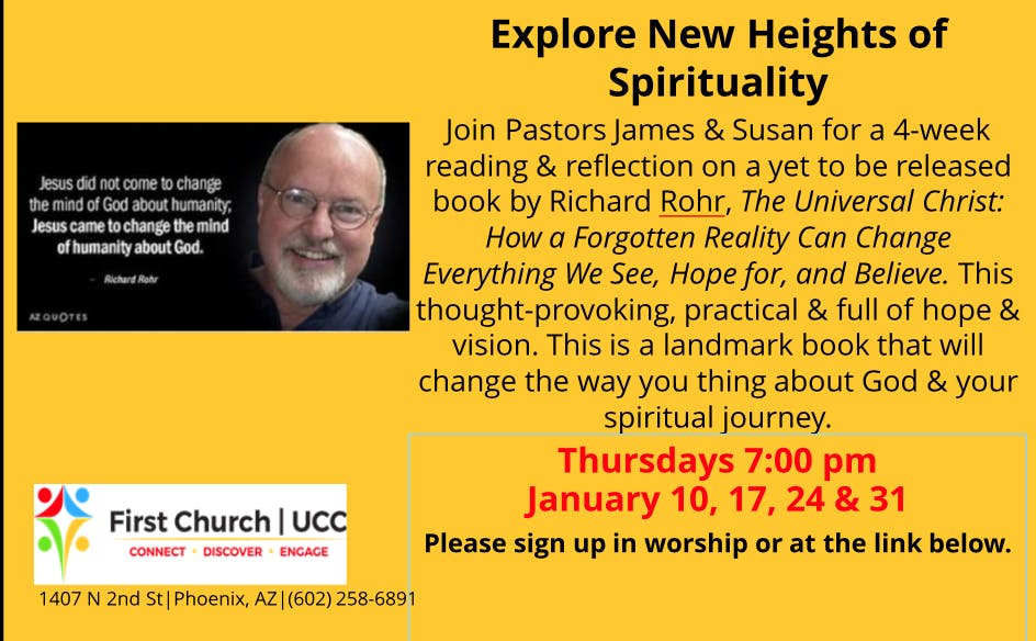 Explore New Heights of Spirituality