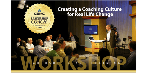 CBMC Kansas/Kansas City – LEADERSHIP COACH TRAINING