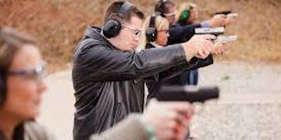 Pistol Program Clinic - April 12, 2019