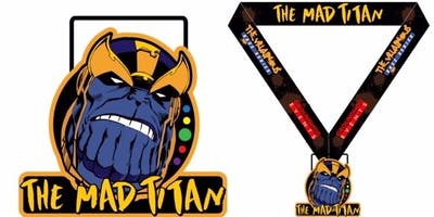 The Villainous Series: The Mad Titan Races