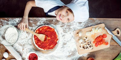 Kids Pizza Party at Matchbox Short Pump