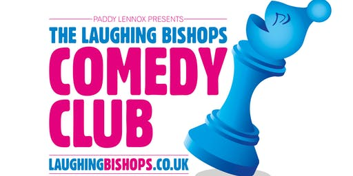 Laughing Bishops Comedy Club 13th July with Glenn Wool & Kate Lucas