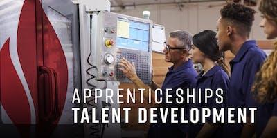 Apprenticeships   Talent Development