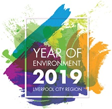Greenspace and Wildlife: LCR Year of the Environment logo