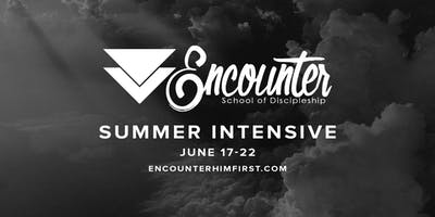 Encounter Intensive Summer 2019