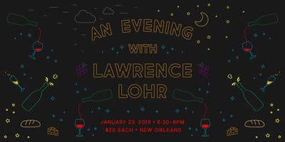 An Evening with Lawrence Lohr