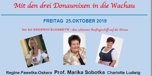 Wienerisch und Schlager - Mit den drei Donaunixen in die Wachau