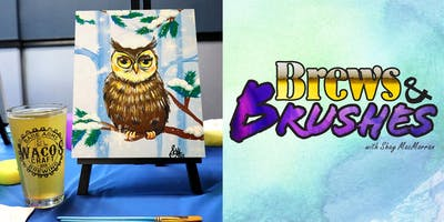 Brews and Brushes - January 2019
