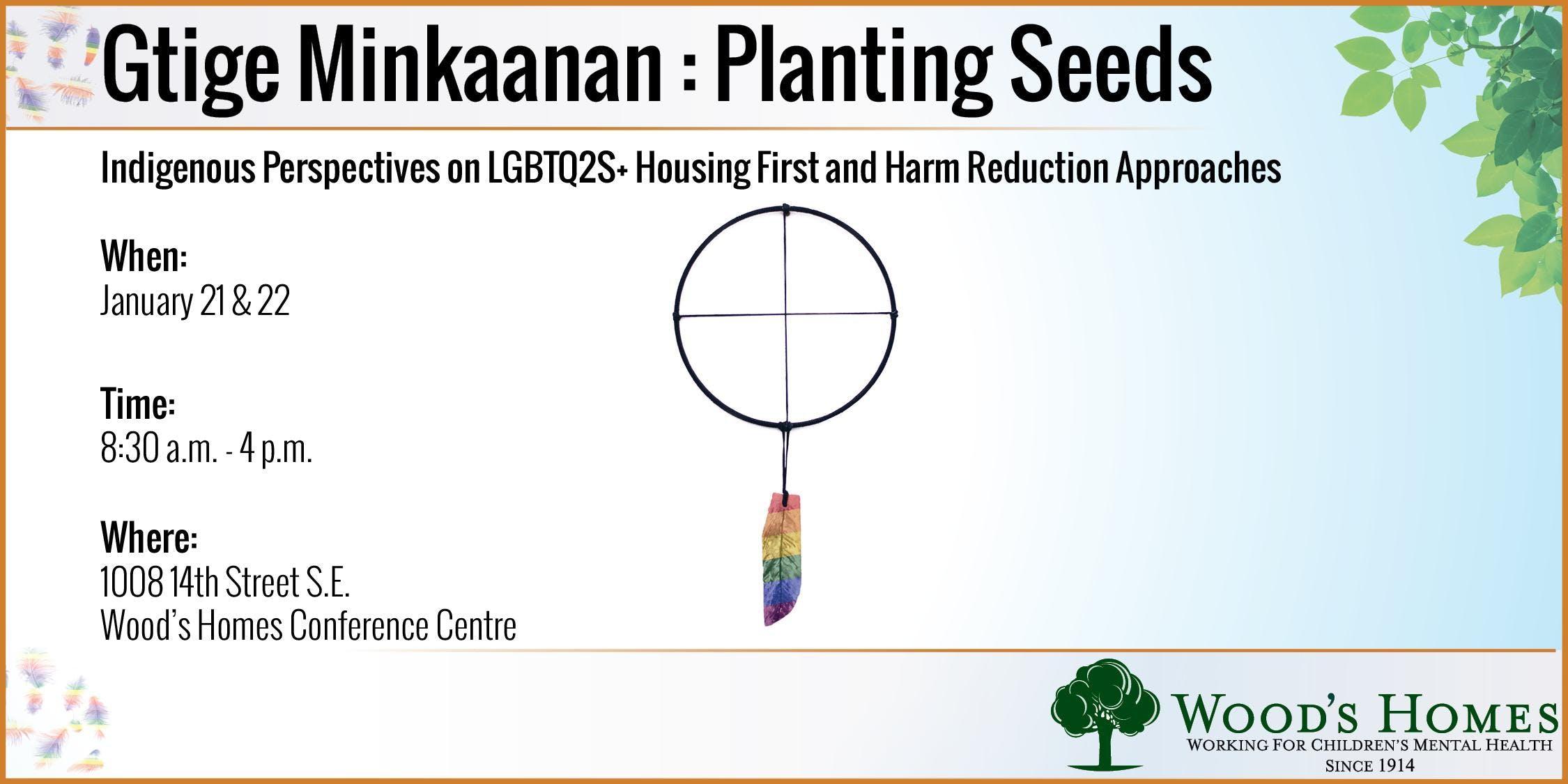 Gtige Minkanaan: Planting Seeds for Indigenou