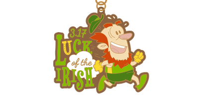 2019 Luck of the Irish 3.17 (5K) Albany