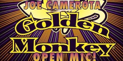Joe Camerota's Golden Monkey Open Mic