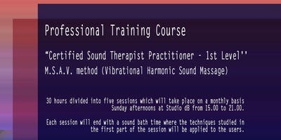 Certified Sound Therapist Practitioner