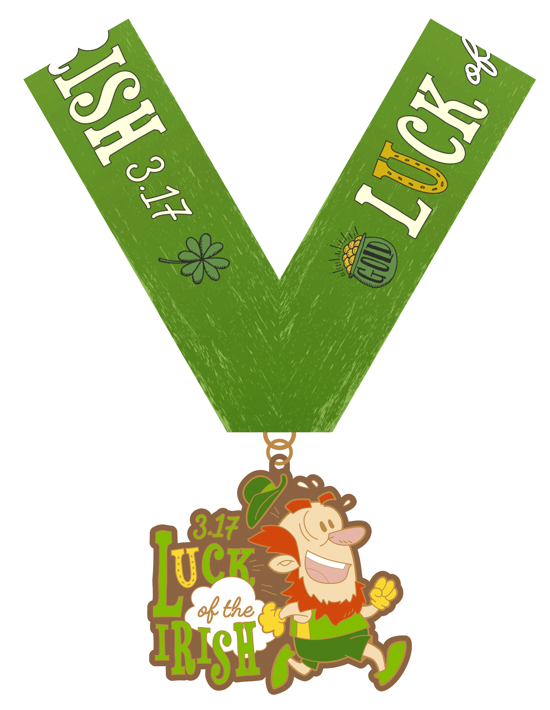 2019 Luck of the Irish 3.17 (5K) Providence
