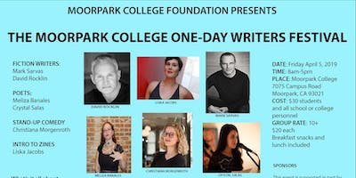 Moopark College Writers Festival