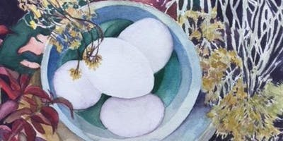 4 Week Class: Watercolor for Beginners with Joanna Chalson