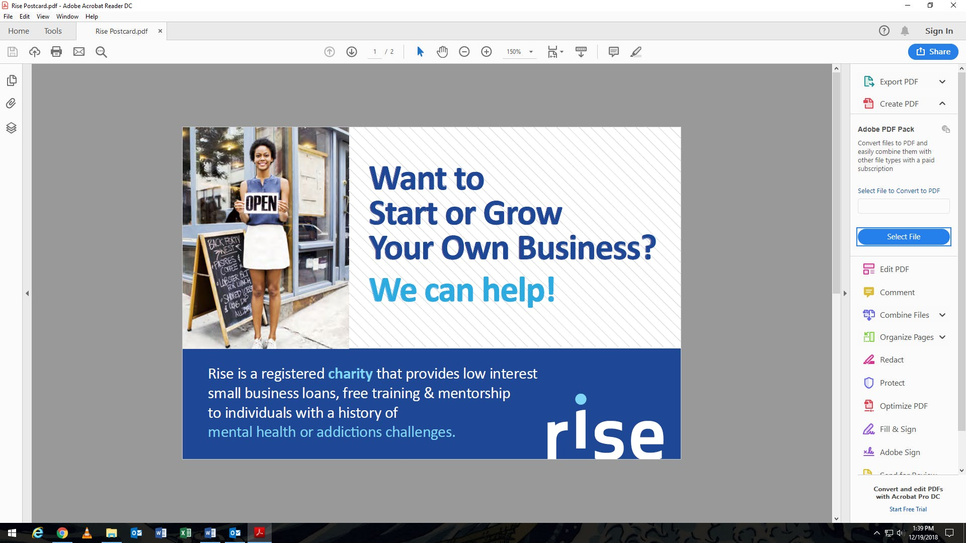 Start Your Own Business: Putting Your Ideas T