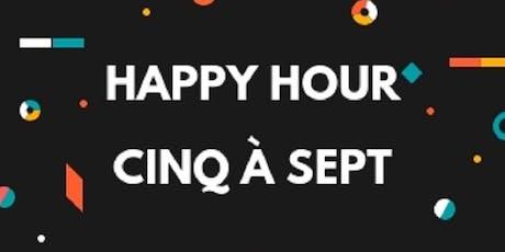 Happy Hour | Cinq à sept tickets