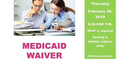 Medicaid Waiver Workshop