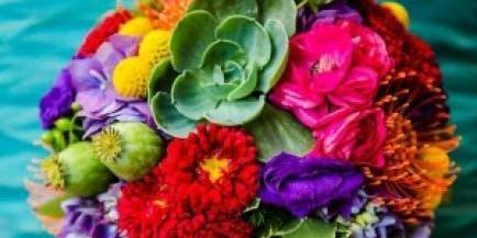Floral Bouquet Design Class