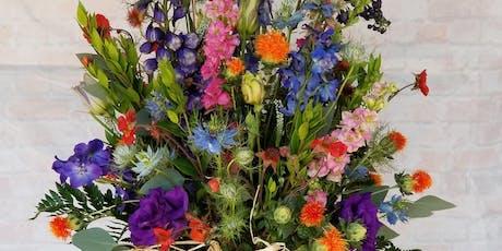 Wildflower Arrangement tickets