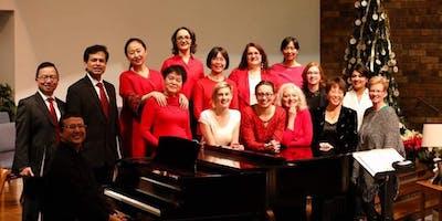 Peoria International Choir Spring Concert