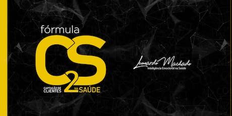 Fórmula C2S: Captação de Clientes na Saúde - Brasília  ingressos