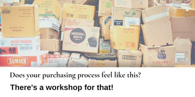 How to create a kickass purchasing process in your organization