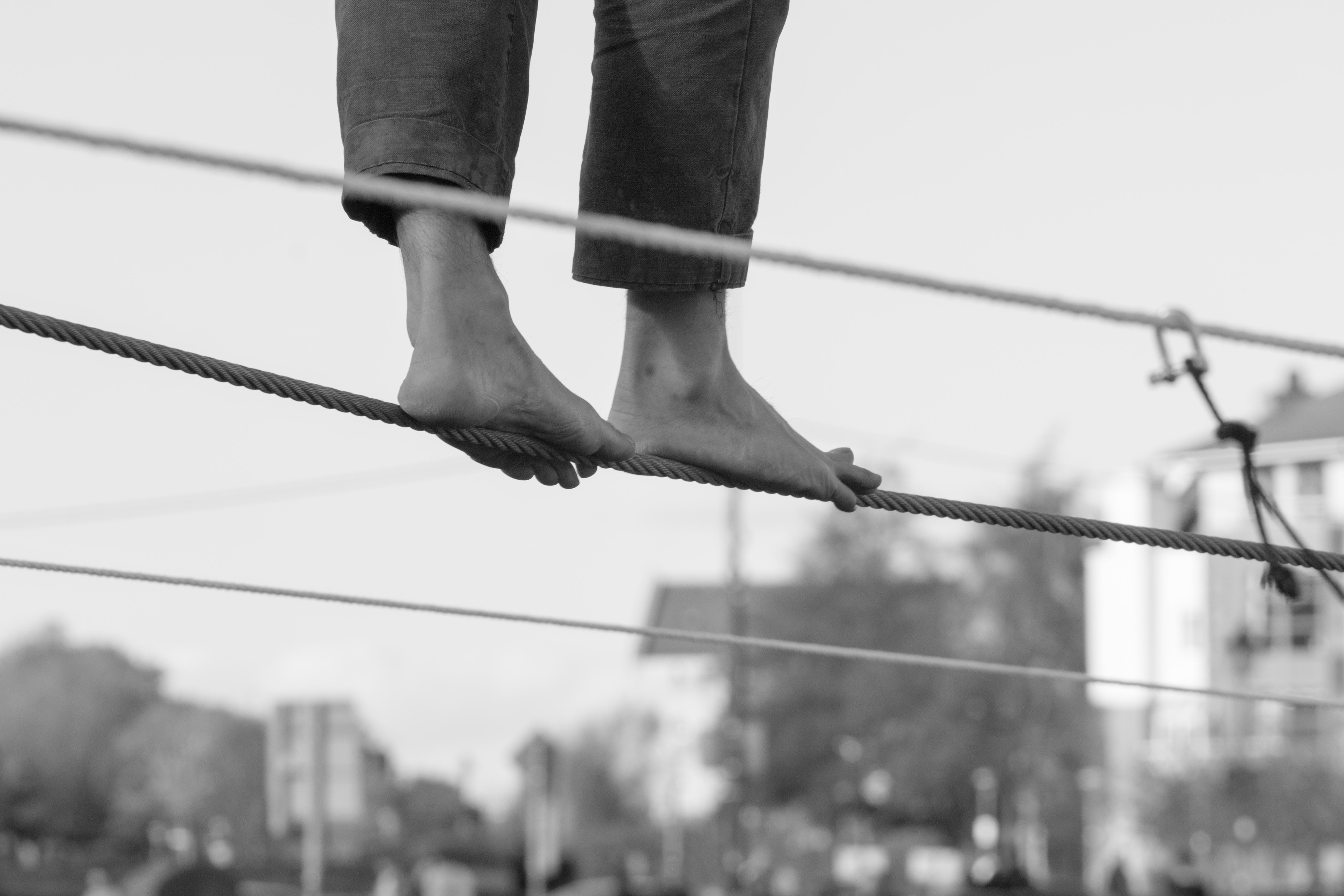 Mindfulness Meets Circus