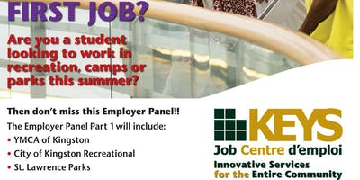 Ready Set Hired Employer Panel for Camps and Parks