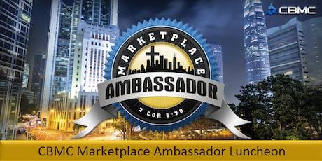 CBMC Kansas/Kansas City - Marketplace Ambassador Luncheon tickets