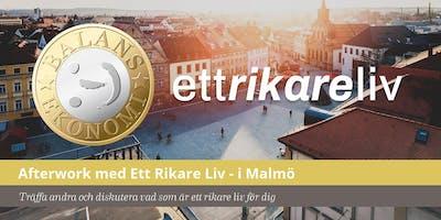 Afterwork med Ett Rikare Liv i Malmö