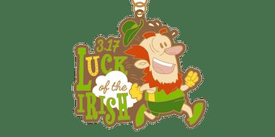 2019 Luck of the Irish 3.17 (5K) -Gainesville