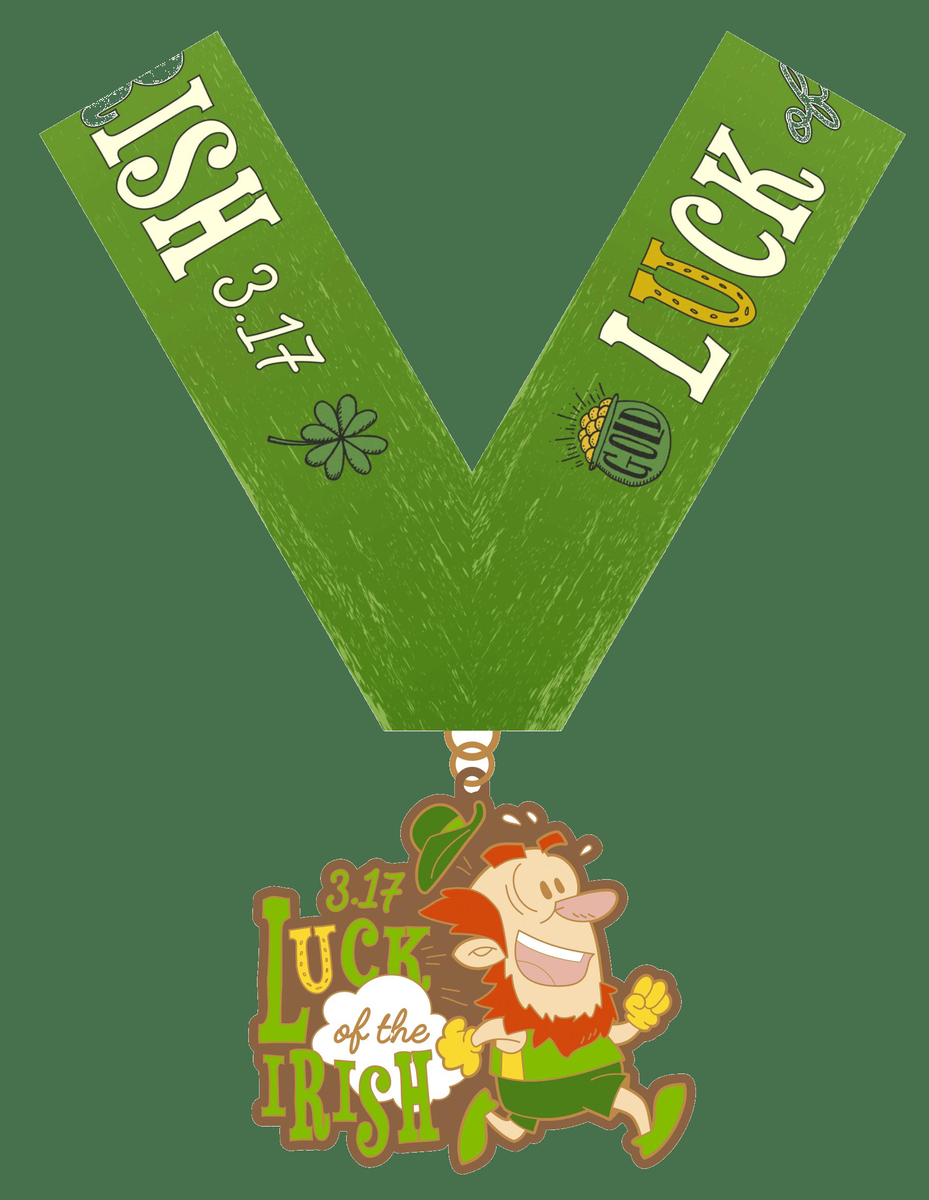 2019 Luck of the Irish 3.17 (5K) Miami