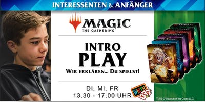 Magic: INTRO PLAY