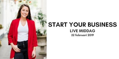 Start Your Business Middag