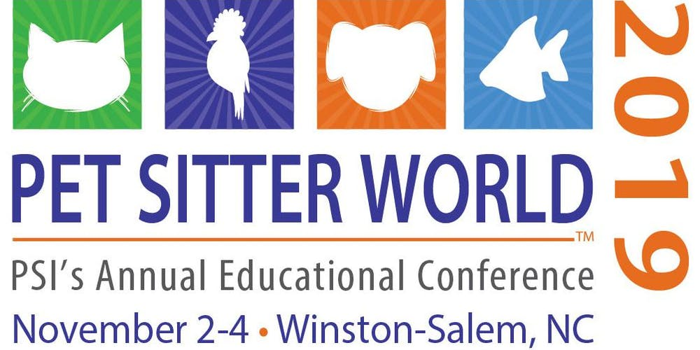 PSI's 2019 Pet Sitter World Educational Conference Tickets