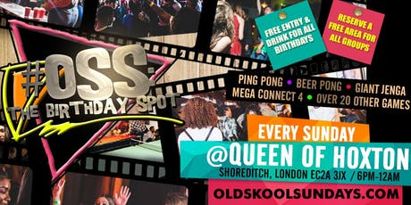 OSS: The Birthday Spot tickets