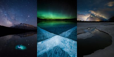 Banff at Night: An Introduction to Astrophotography
